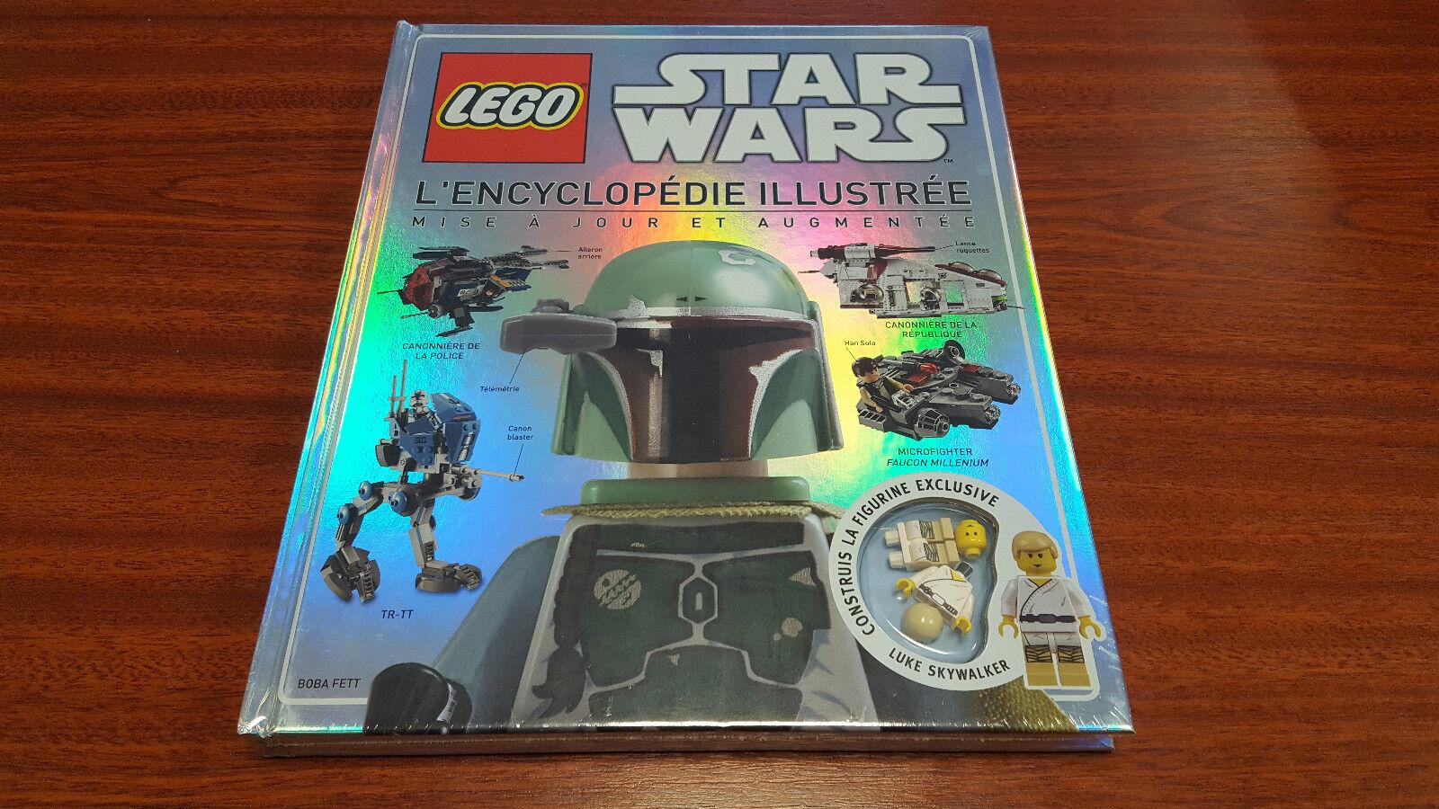 LEGO STAR WARS  Encyclopédie augmentée  - NEUF