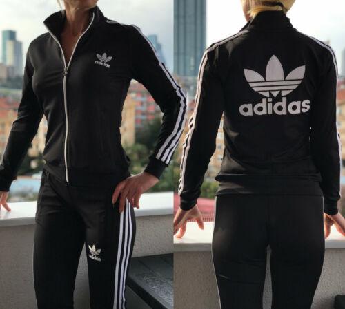 Vintage JumpsuitPantalonStyle classique Tricotᄄᆭ Logo Adidas Noir rᄄᆭtro R3jAL45