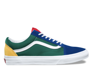 Vans Vans Vans Old Skool  Yacht Club  VN0A38G1R1Q Authentic Limited New Mens NEW 6d1f83