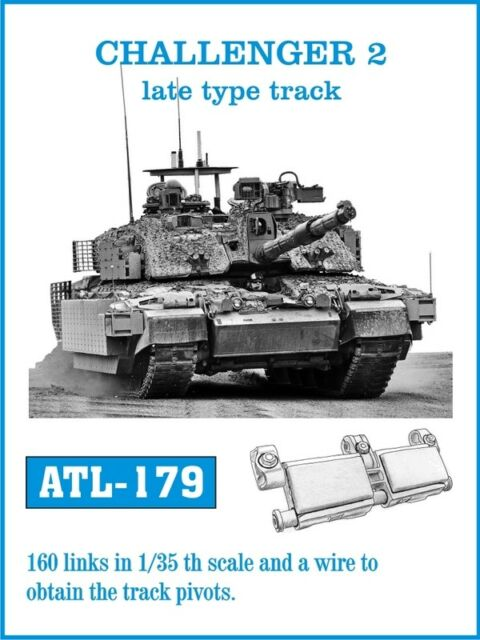 1//35 Friulmodel ATL-181 MARDER 1 A5 Friul Metal Tracks