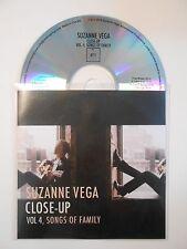 SUZANNE VEGA : CLOSE UP ♦ CD ALBUM PORT GRATUIT ♦