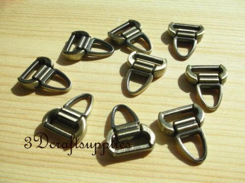 #5 zipper pull zinc zipper puller Standard style anti bronze 25 pieces i53
