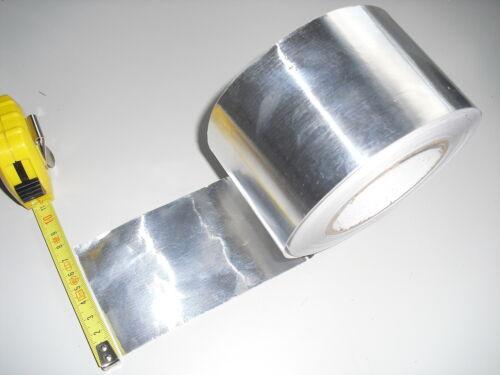 Alu ruban adhésif rôle 75mm x 50m alu placement ruban adhésif akb75-50