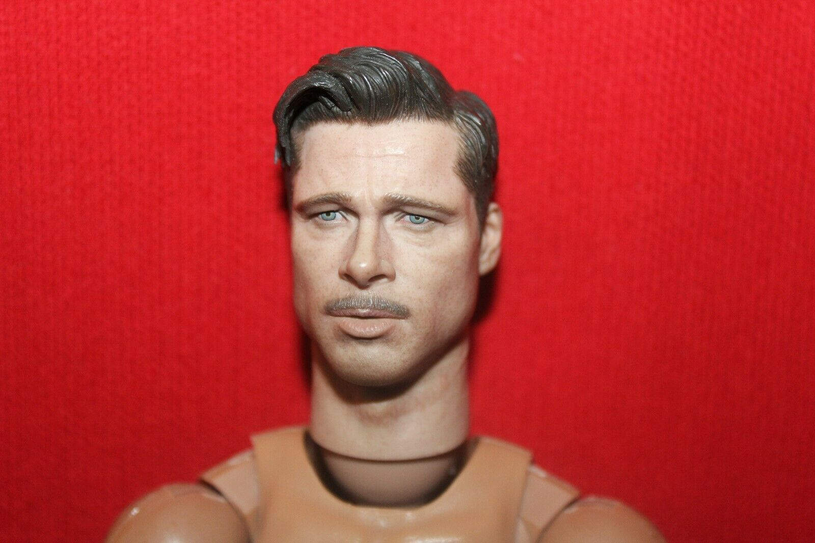 HOT TOYS 1 6TH escala da lugar figura desnuda Aldo Raine
