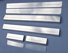 VW UP! / Seat Mii / Skoda Citigo /  4 Door Sill Protector Kick Scuff Plates