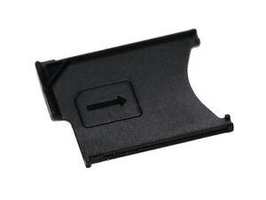 Original-Sony-Xperia-Z-L36-SIM-Kartenhalter-Tray-Schlitten-Einschub