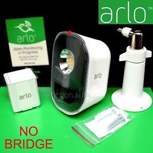 NEW-ARLO-SECURITY-LIGHT-ADD-ON-Netgear-Smart-Pro-WireFree-Home-NO-BRIDGE-ALS1101