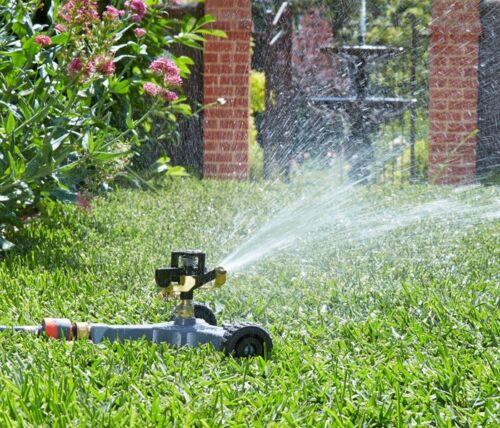 Pope RAINJET Impact Sprinkler for Large Sized Gardens