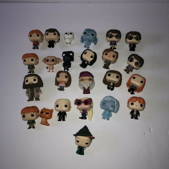 Funko Pop! 2018 Harry Potter Advent Calendar Mini Vinyl Figures 24 CT (SEE DESC)