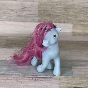 My Little Pony MLP Vintage Princess Royal Blue Sapphire Moon Jewel 1987