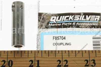 New Mercury Mercruiser Quicksilver OEM Part # F85704 COUPLING