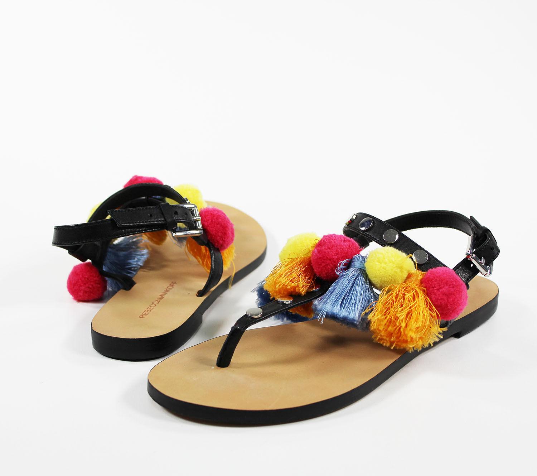 REBECCA MINKOFF Women's Estelle Leather Sandal