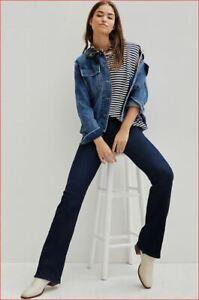 new JOE'S women jeans Avianna TSGAVN5736 high rise curvy bootcut blue W27