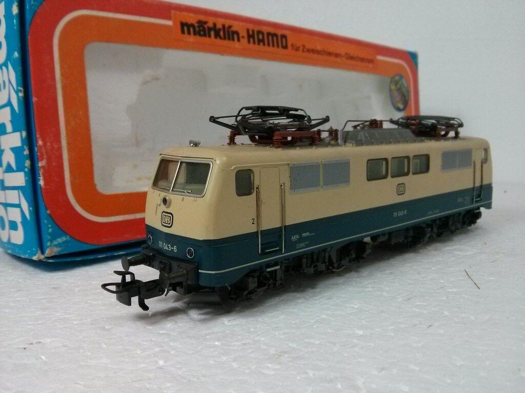 MARKLIN 8342 LOCOMOTIVA ELETTRICA DB 111 H0