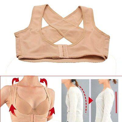 Brust Unterstützend Gürtel Rücken Schulter Haltung Korrektor Bandage Weste