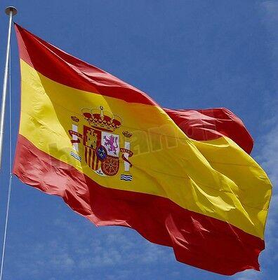 New wave 64 x 96 cm Spain country State Flag Espana National Brand flag
