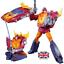 Transformers-Toys-MP28-Master-Grade-Hot-Rodimus-Action-Figures-Robot-Toys-Gift thumbnail 1