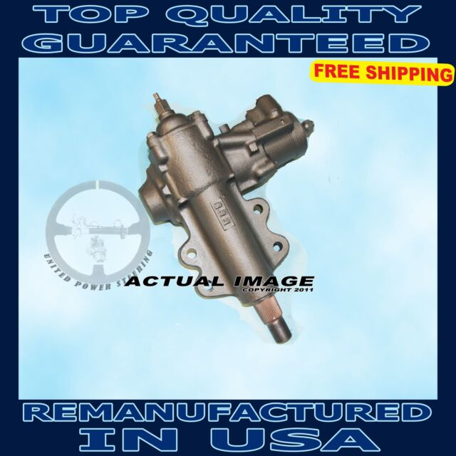 1980-1985 Nissan Pick-UpTruck D21 RWD Manual Steering Gear Box Assembly