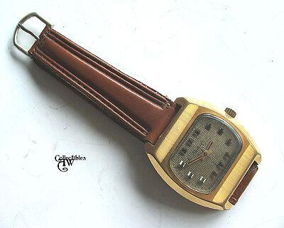 RAKETA Men's Wrist Watch 17 Jewels 2609HA, USSR, 1970s