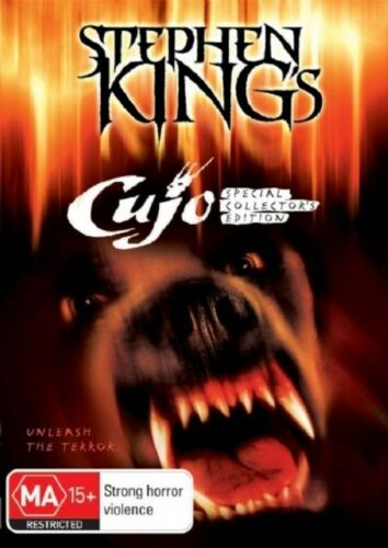 1 of 1 - Cujo (DVD, 2006)