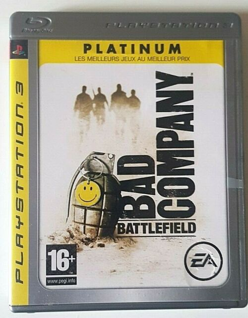 Battlefield Bad Company - PlayStation 3 PS3 - Complet