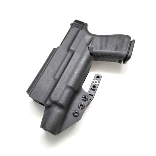 Black Appendix Right Hand ANR Design AIWB Holster w// Claw for Glock 17 X300