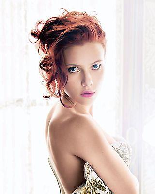Scarlett Johansson Movie Star 8X10 GLOSSY PHOTO PICTURE IMAGE sj13