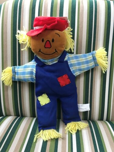 Message if Interested in Different Quantity 1 Scarecrow Puppet