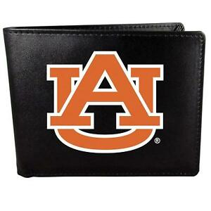 NCAA Auburn Tigers Bi-fold Wallet Black
