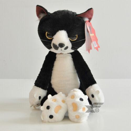 Q plush toy simulational cat Tamino Maita scratch cat soft stuffed doll gift 1pc