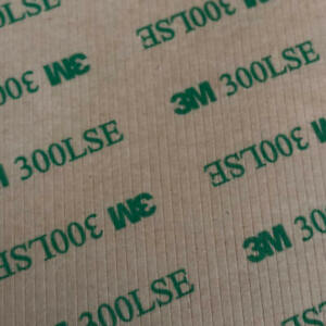 250 strisce 1.5mm x 100mm 3M™ 300LSE 9495LE trasparente biadesivo schermo LCD