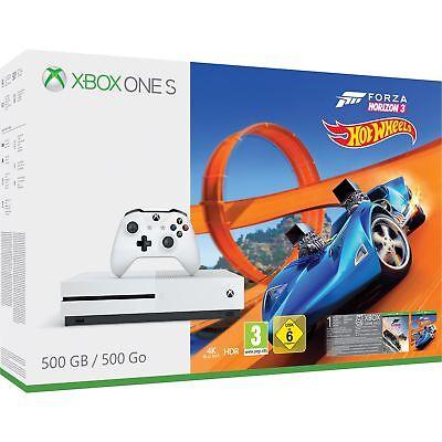 Xbox One S 500GB Forza Horizon 3 & Hot Wheels