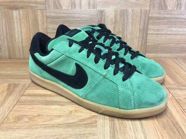 buy popular 4492e 9591c RARE🔥 Nike Air Classic SB Suede Classic Green Black Gum Soles Sz 11 310704-