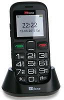 TTfone Jupiter 2 Big Button Senior Mobile Phone Elderly Gift Easy To Use Simple