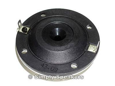 SS Audio Diaphragm for JBL AM4200 AM4212 AB4215 2407H 8 Ohm Horn Driver Repair