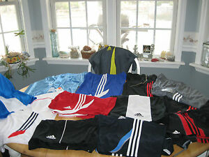 Adidas Men's Athletic/sport Shorts Colors & Sizes Polyester All Styles Nwt Pure And Mild Flavor