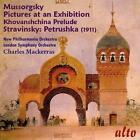 Bilder einer Ausstellung/Petrushka von Lso,New Philharmonia,Mackerras (2015)