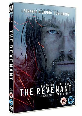 THE REVENANT - DVD FILM