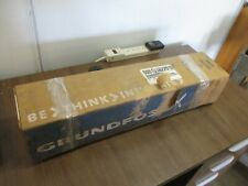 Grundfos 85s75 6 Submersible Well Pump 12b60006 75hp Required Pump End Only