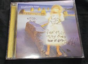 BLUEBOTTLE-KISS-FEAR-OF-GIRLS-CD-SIGNED-BY-THE-BAND-VGC-AUTUMN-COMES-TO-SOON