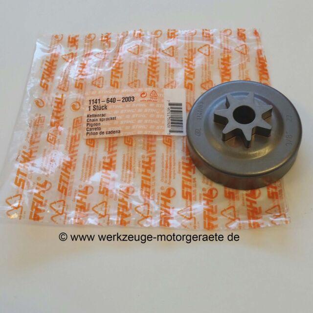 "Stihl Kettenrad  3//8/""  7  Zähne für  MS 291 Ritzel Sprocket  Spurkettenrad"