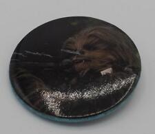Vintage Star Wars Collectors Pin Pinback Badge Chewbacca
