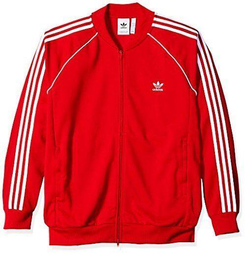 Adidas Originals DH5824 Mens Superstar Tracktop L- Choose SZ color.