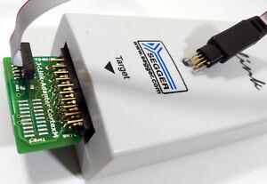 Details about Segger J-Link EDU 10 1 Programmer Ver  8 08 90 & Cortex-M  Adapter w Needle Probe