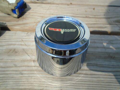Aftermarket Chevy Corvette Center Cap Hubcap for Aluminum Wheel *NEW*