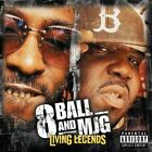 8 Ball and MJG Living Legends US IMPORT CD 2004