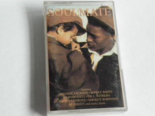 Soulmate Vintage Soul Audio Cassette