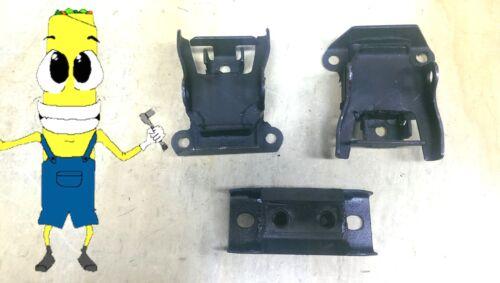 Motor /& Transmission Mount Kit for Bel Air 283 4.6L Engine 57-64 Automatic Set