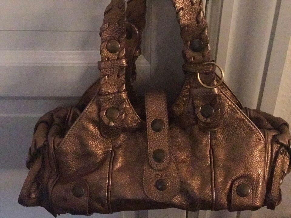 Anden håndtaske, Chloé, læder