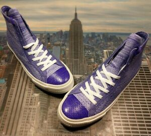 c5493dcc45 Converse Chuck Taylor All Star High Top Flyknit Hyper Grape Size 13 ...
